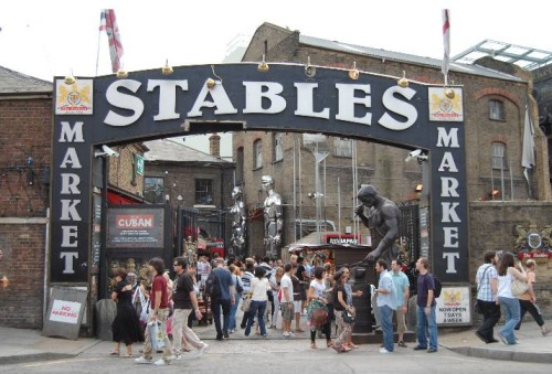 camden stables pic