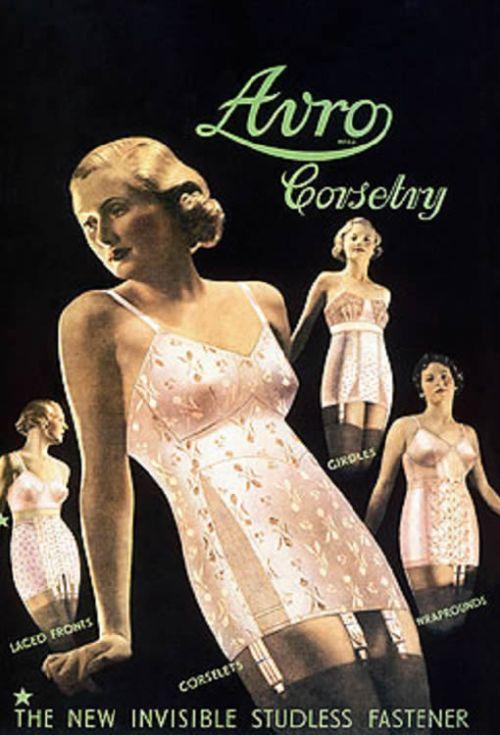 avro corsetry