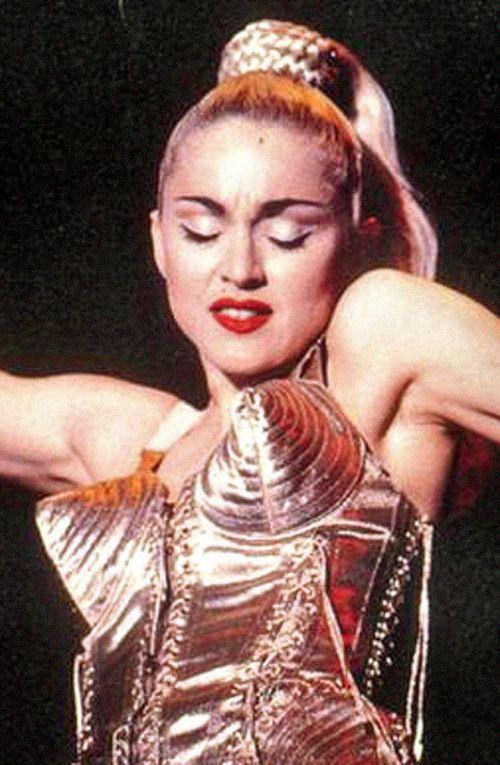 Madonna Jean Paul Gartier